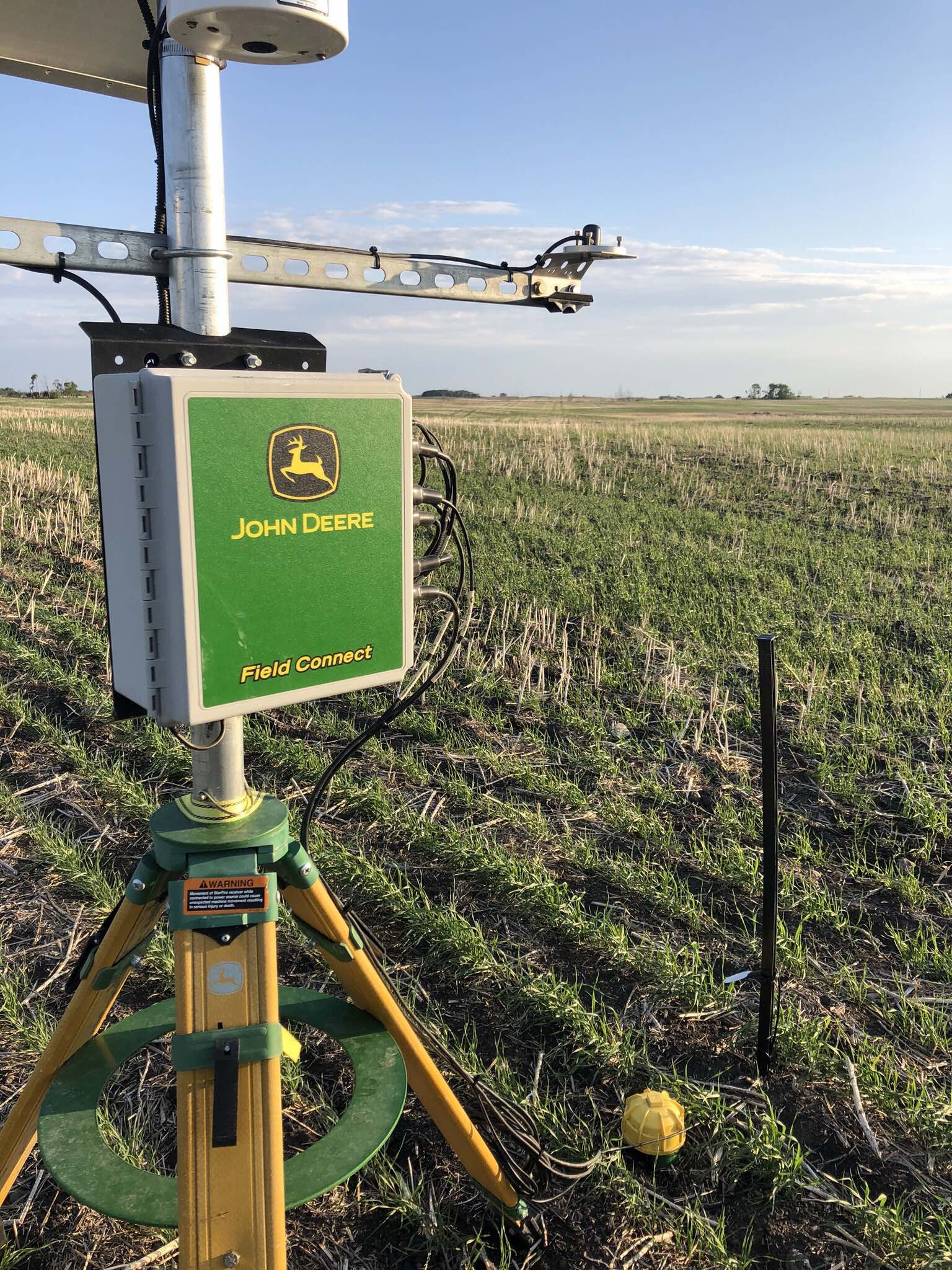 Crop Intelligence Weather Station