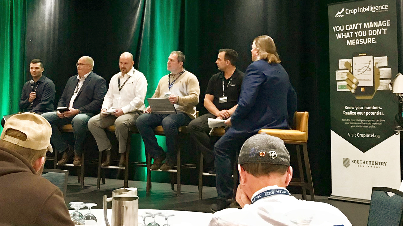 Crop Intelligence Annual Summit 2019 - Industry Panel