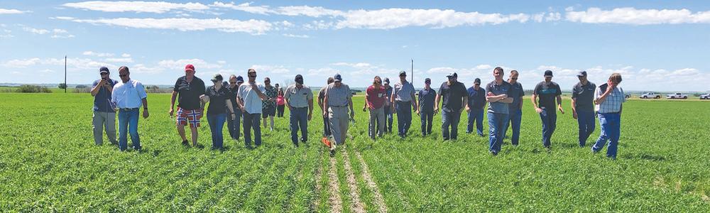 June 26, 2018 Crop Intelligence Soil Probe